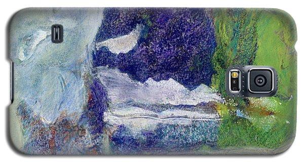 Moonlight Mountain Galaxy S5 Case