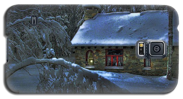 Moonlight On The Stonehouse Galaxy S5 Case