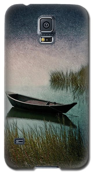 Moonlight Paddle Galaxy S5 Case by Brooke T Ryan