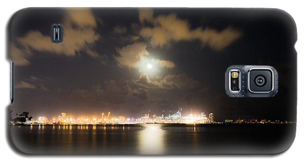 Moonlight Reflections Galaxy S5 Case