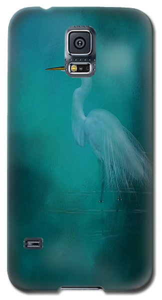 Galaxy S5 Case featuring the photograph Moonlight Serenade by Marvin Spates