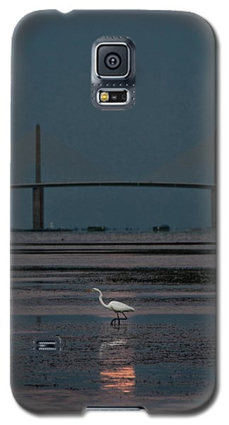 Moonlight Stroll Galaxy S5 Case
