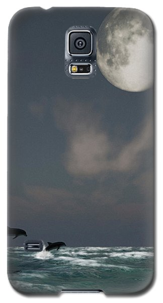 Moonlight Swim Galaxy S5 Case