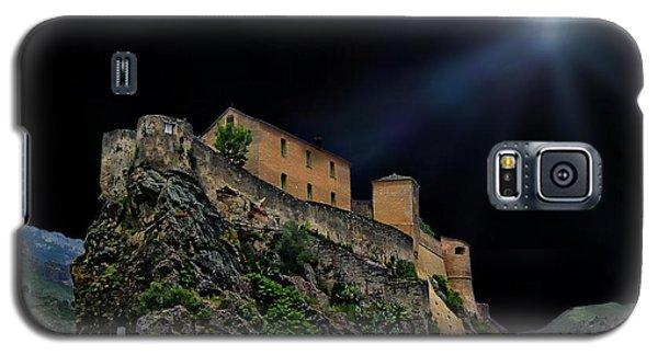Moonlit Castle Galaxy S5 Case