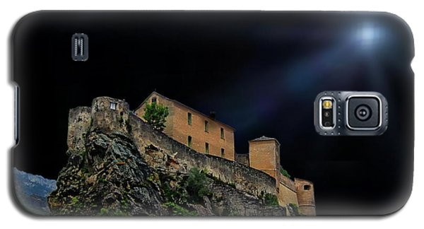 Moonlit Castle Galaxy S5 Case