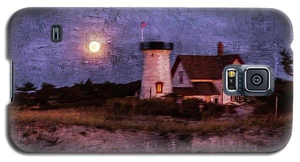 Moonlit Harbor Galaxy S5 Case