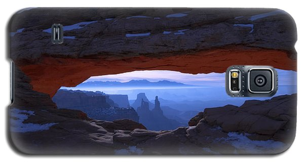 Moonlit Mesa Galaxy S5 Case by Chad Dutson