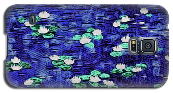Moonlit Nymphaea Galaxy S5 Case