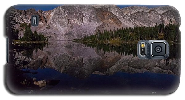 Moonlit Reflections  Galaxy S5 Case by Steven Reed