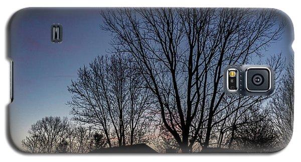 Moonlit Sunrise Galaxy S5 Case