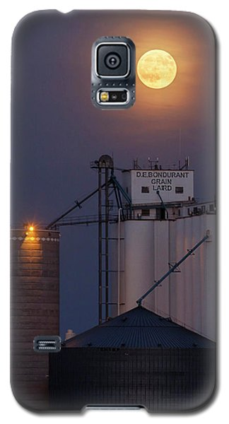 Moonrise At Laird -02 Galaxy S5 Case