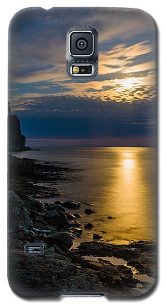 Moonrise From The Cloudbank Galaxy S5 Case