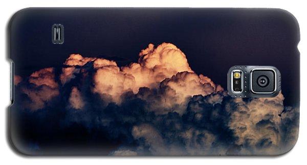 Moonrise In Taos Galaxy S5 Case