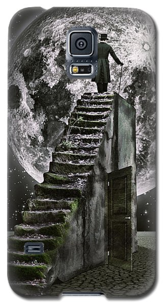Moonrise Galaxy S5 Case by Mihaela Pater