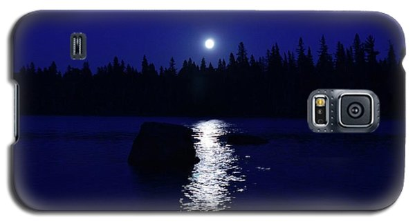 Moonrise On A Midsummer's Night Galaxy S5 Case