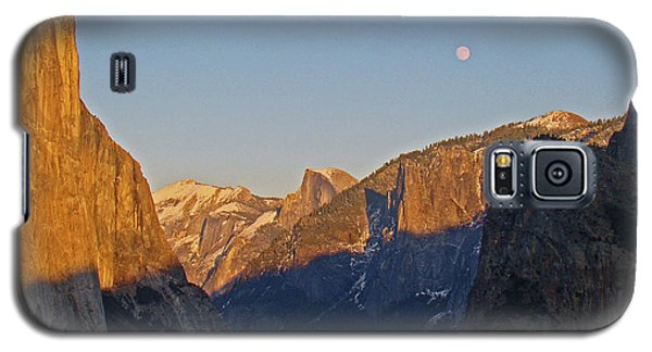 Moonrise Galaxy S5 Case by Walter Fahmy