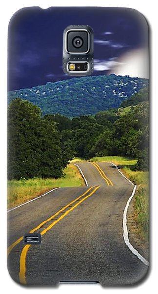 Moonrise Galaxy S5 Case by Wendy J St Christopher