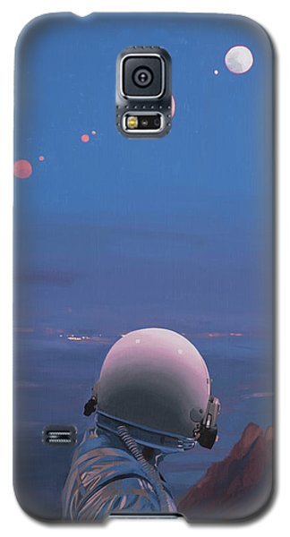 Moons Galaxy S5 Case