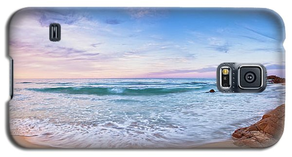Galaxy S5 Case featuring the photograph Bunker Bay Sunset, Margaret River by Dave Catley