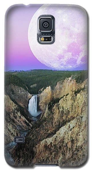 My Purple Dream Galaxy S5 Case