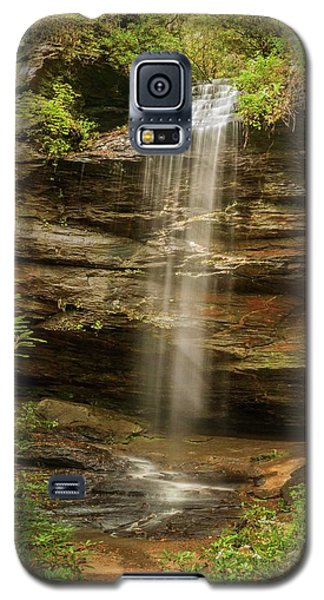 Moore Cove Falls Galaxy S5 Case
