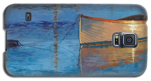 Moored In Light-sold Galaxy S5 Case