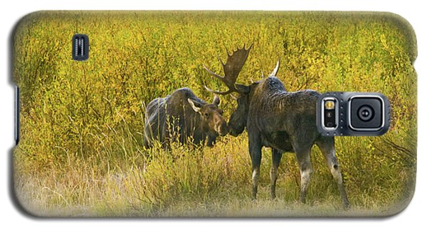 Moose Couple Galaxy S5 Case
