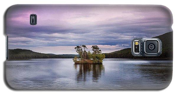 Moose Pond Maine Galaxy S5 Case