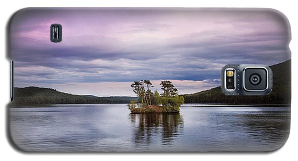 Moose Pond Maine Galaxy S5 Case