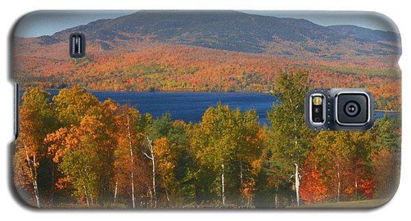 Moosehead Lake In Autumn Galaxy S5 Case