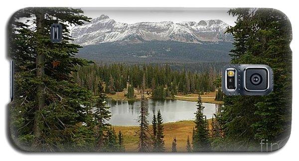 Moosehorn Lake Galaxy S5 Case