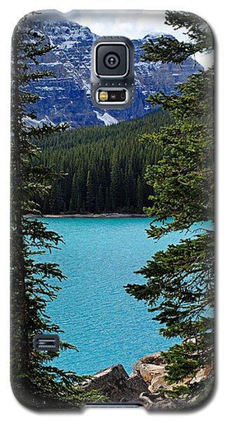 Moraine Lake 3 Galaxy S5 Case