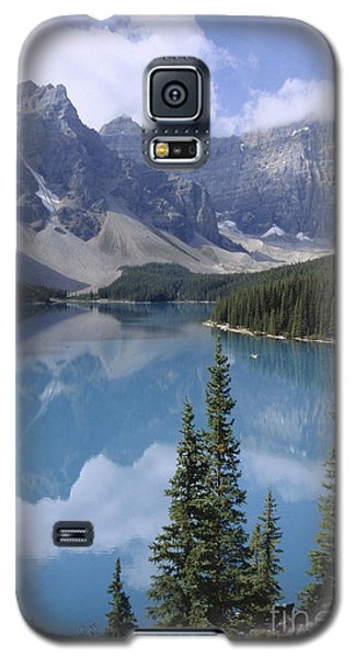 Moraine Lake Canada Galaxy S5 Case