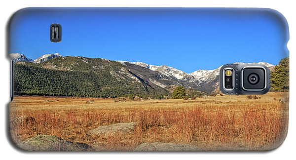 Galaxy S5 Case featuring the photograph Moraine Park In Rocky Mountain National Park by Peter Ciro