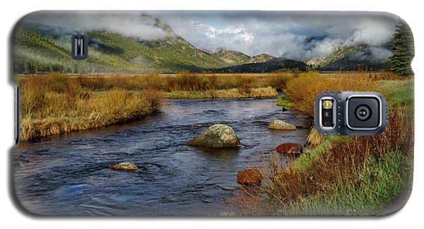 Moraine Park Morning - Rocky Mountain National Park, Colorado Galaxy S5 Case