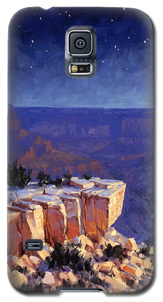 Grand Canyon Galaxy S5 Case - Moran Nocturne by Cody DeLong