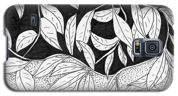 More Leaves Galaxy S5 Case