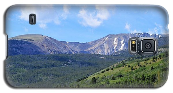 More Montana Mountains Galaxy S5 Case