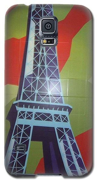 More Parisian  Murals.....  Galaxy S5 Case