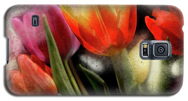 More Tulips Galaxy S5 Case