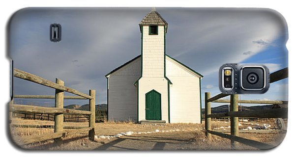Galaxy S5 Case featuring the photograph Morley Settlement by Wilko Van de Kamp