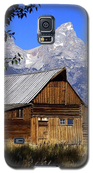 Mormon Row Barn  1 Galaxy S5 Case