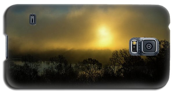 Galaxy S5 Case featuring the photograph Morning Arrives by Karol Livote