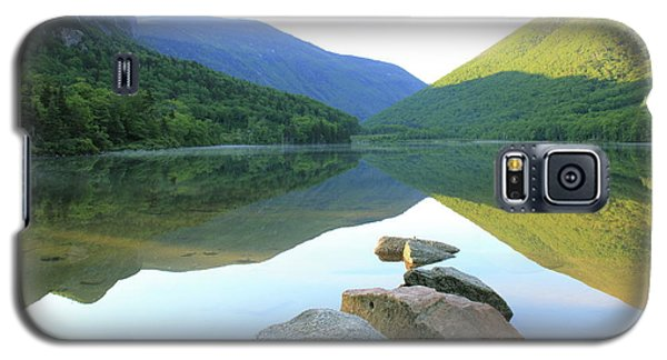 Galaxy S5 Case featuring the photograph Morning At Echo Lake by Roupen  Baker