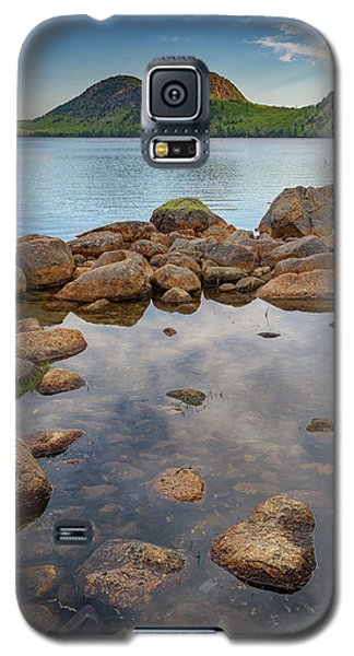 Morning At Jordan Pond Galaxy S5 Case by Rick Berk