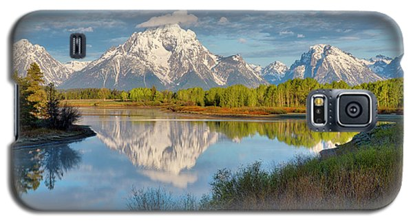 Morning At Oxbow Bend Galaxy S5 Case