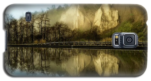 Morning At The Bluffs Galaxy S5 Case