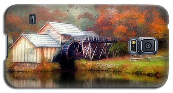 Morning At The Mill Galaxy S5 Case by Darren Fisher
