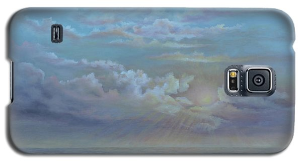 Morning At The Ocean Galaxy S5 Case by Luczay
