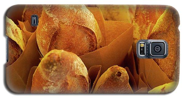 Morning Bread Galaxy S5 Case